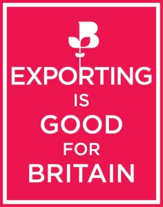 BCC Exporting is Good logo red
