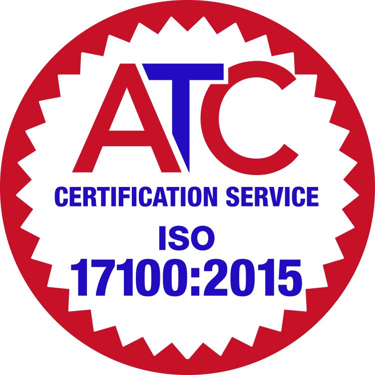ISO 17100:2015