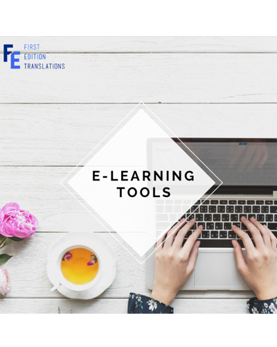 Localising e-learning tools